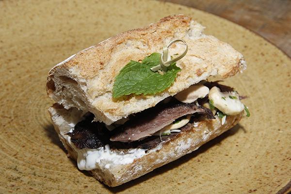 Curso de sanduíches gourmet