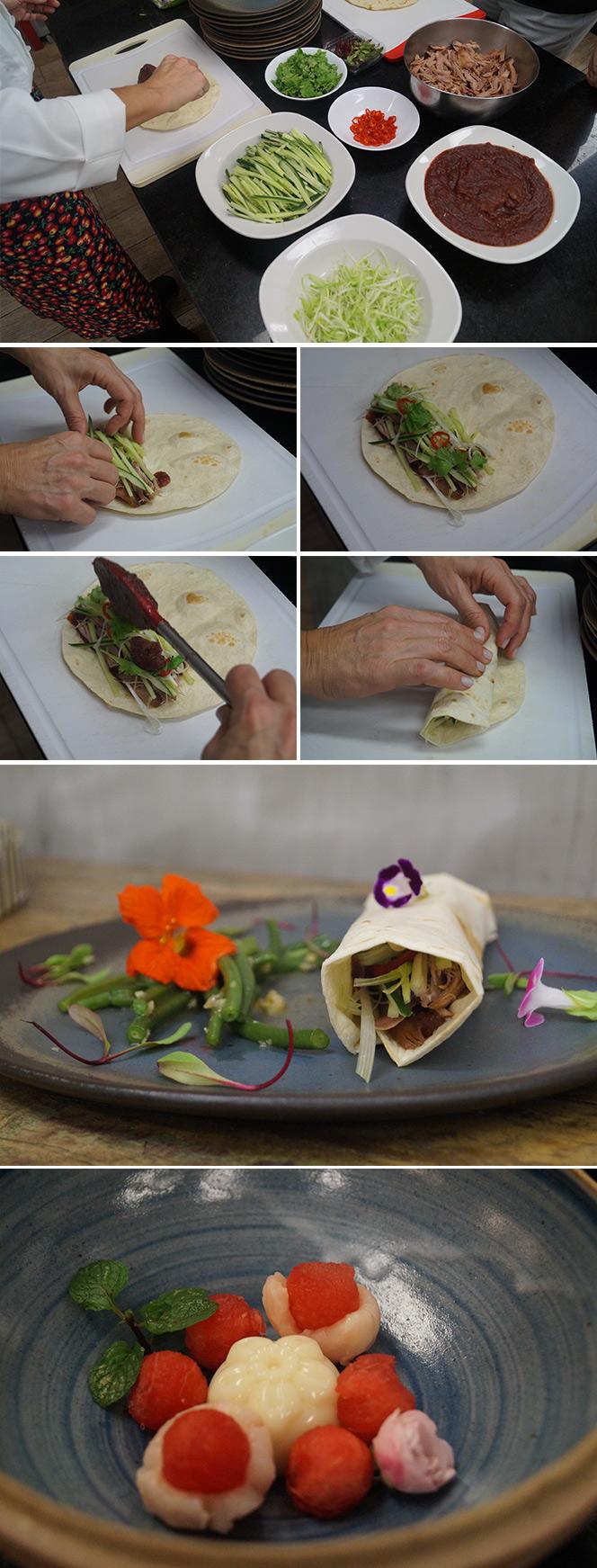 Aula de comida chinesa – com Karen Piroli