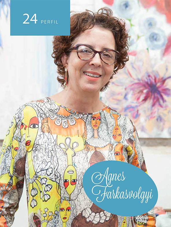 verdemar em revista #49 – perfil Agnes Farkaslvolgyi