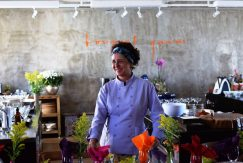 Agnes Farkasvolgy - Chef do Bouquet Garni
