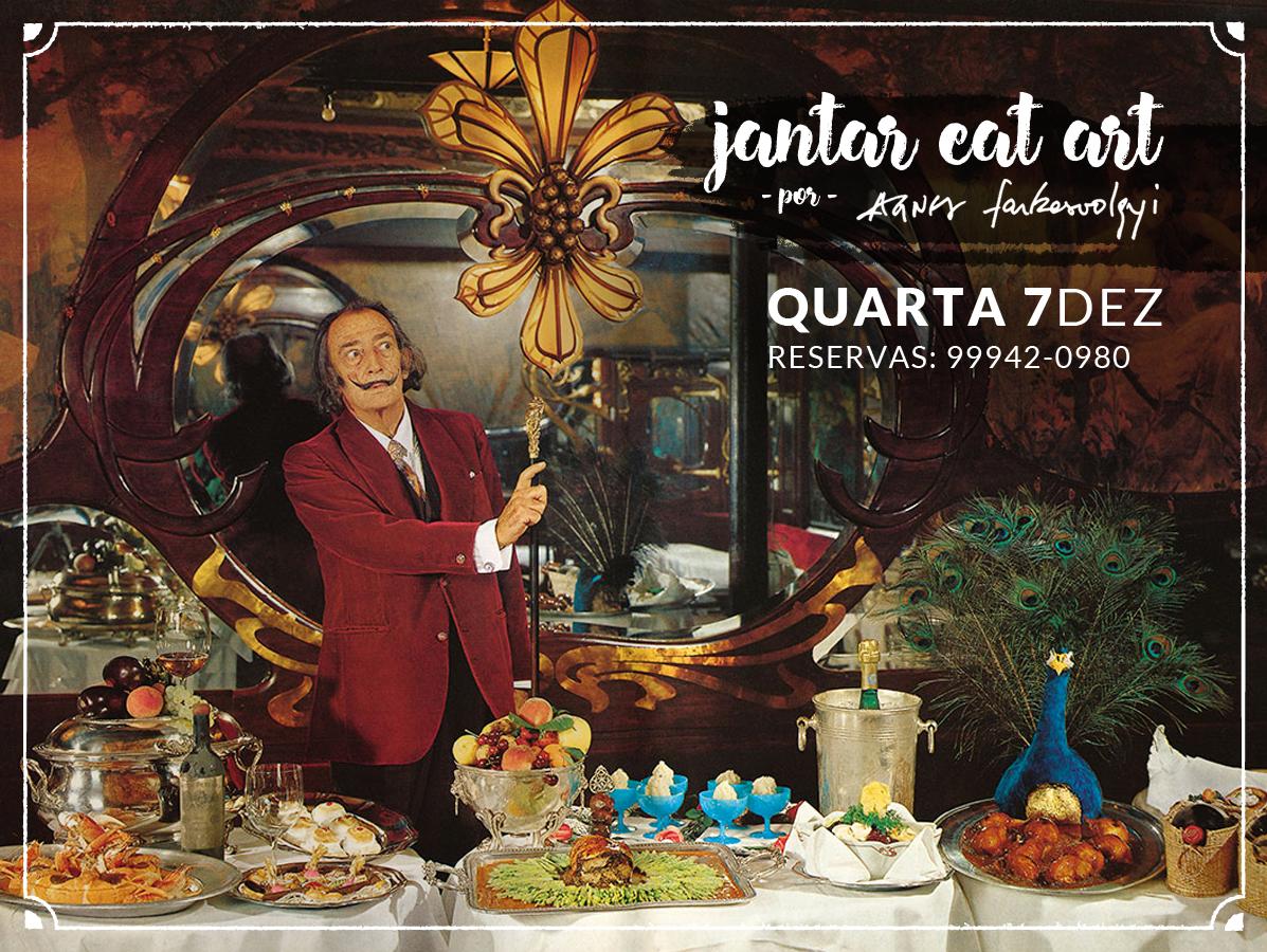 Jantar Eat Art