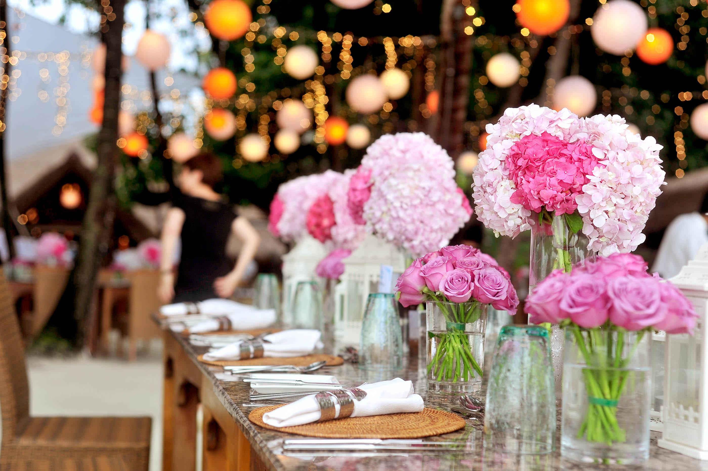 Cardápio de casamento: o que oferecer aos convidados?